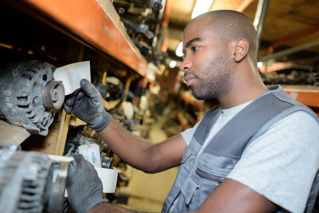 diesel service mechanic